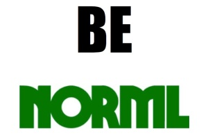 BE NORML