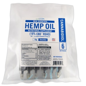 CBD Oil Bag - NC NORML