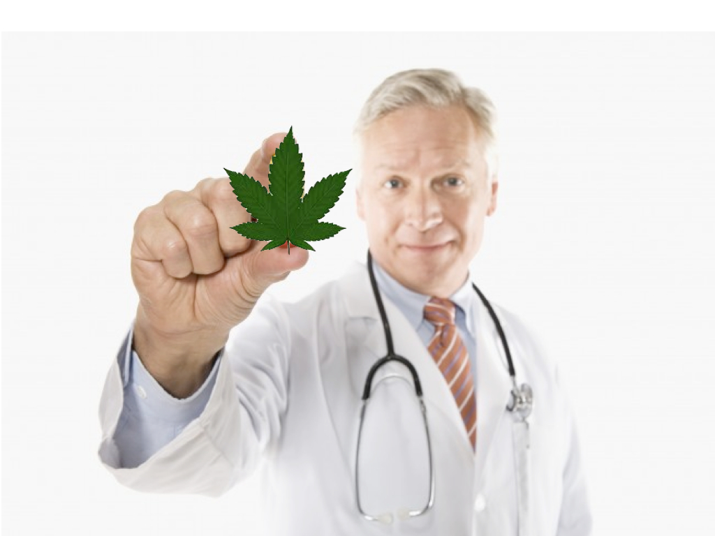 "Doctors Say, ""Legalize Medical Marijuana"" 